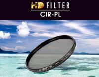 Hoya Polarizer cirkular 77mm HD