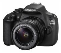 Canon EOS 1200D+EF-S 18-55 f/3.5-5.6 DC III + 8GB SDHC