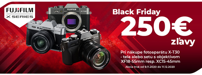 Fujifilm X-T30 Black Friday