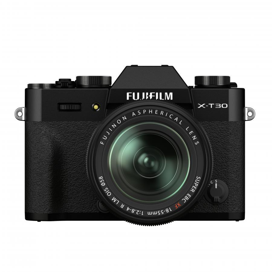 Fujifilm X-T30 II Čierny + Fujinon XF 18-55mm f/2.8-4 R LM OIS