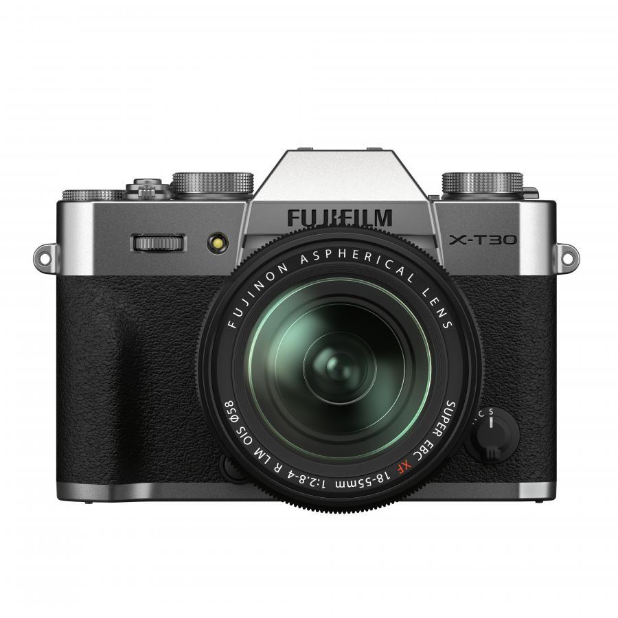 Fujifilm X-T30 II Strieborný + Fujinon XF 18-55mm f/2.8-4 R LM OIS
