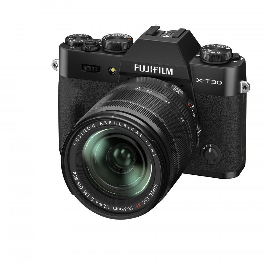 Fujifilm X-T30 II Čierny + Fujinon XC 15-45mm f/3.5-5.6 OIS PZ