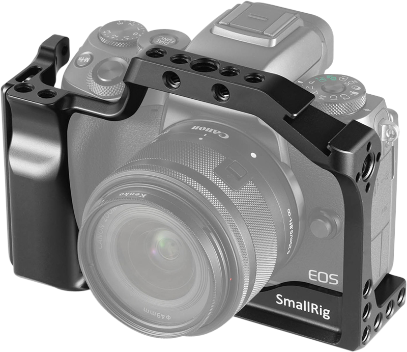 SmallRig Cage for C anon EOS M50/ M5 2168