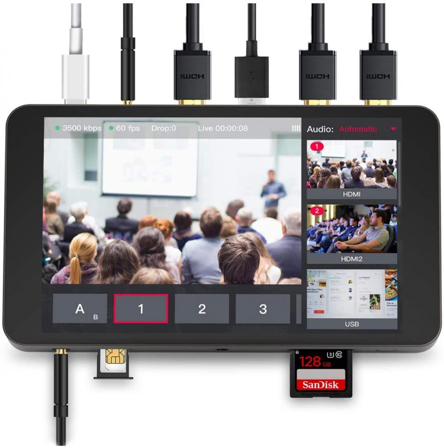 YoloLiv YoloBox Prenosné zariadenie pre live stream