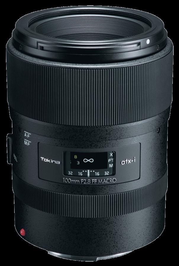 Tokina atx-i 100mm f/2.8 FF Macro baj. Canon EF