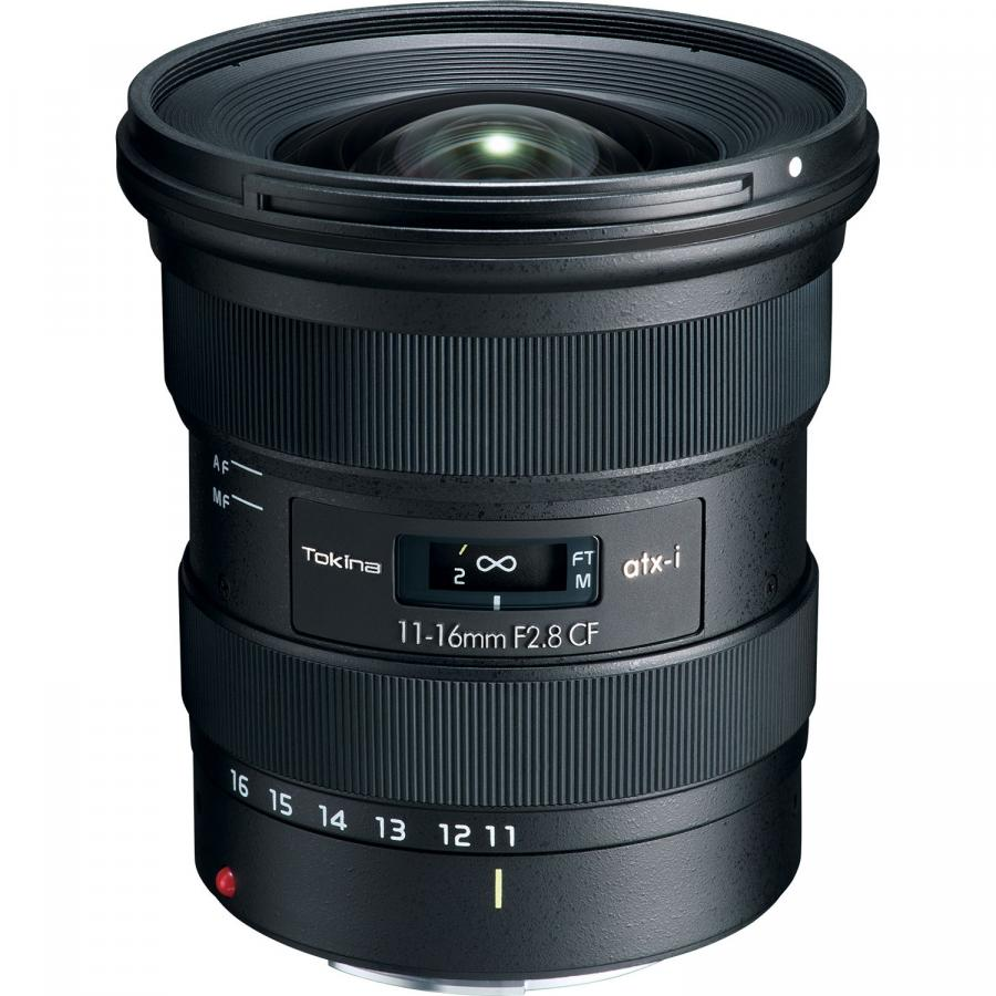 Tokina atx-i 11-16mm f/2.8 CF baj. Canon (APS-C)