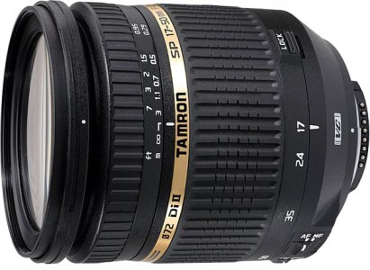 Tamron SP 17-50mm f/2.8 XR Di II LD ASPH IF VC, baj. Canon