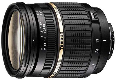 Tamron SP 17-50mm f/2.8 XR Di II LD ASPH IF, baj. Canon