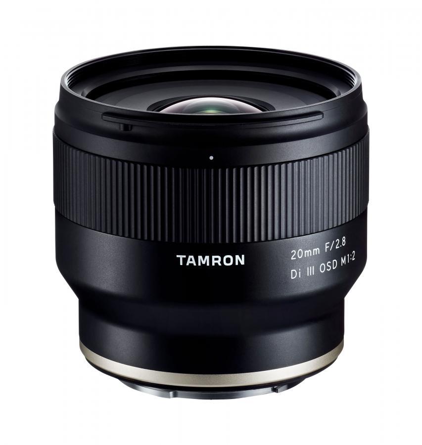 Tamron 20mm F/2.8 Di III OSD MACRO 1:2 baj. SONY FE