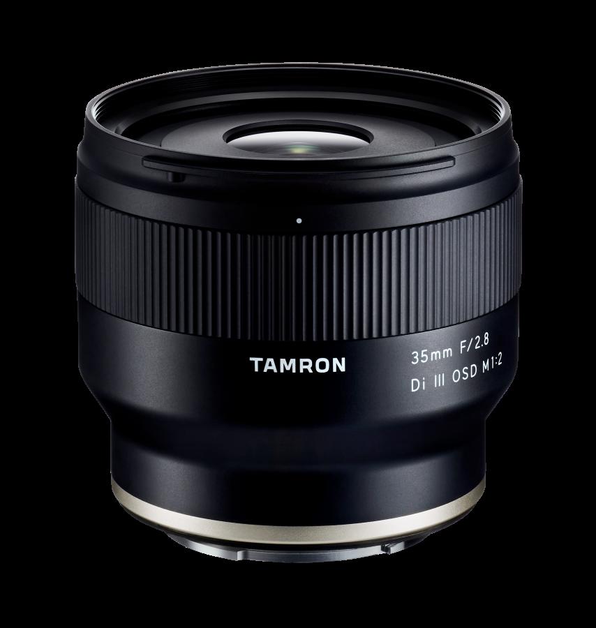 Tamron 35mm F/2.8 Di III OSD MACRO 1:2 baj. Sony E
