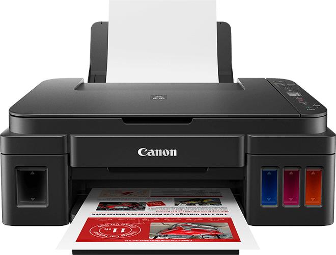 Canon Pixma G3411 - PSC/WiFi/AP/CISS/4800x1200/USB