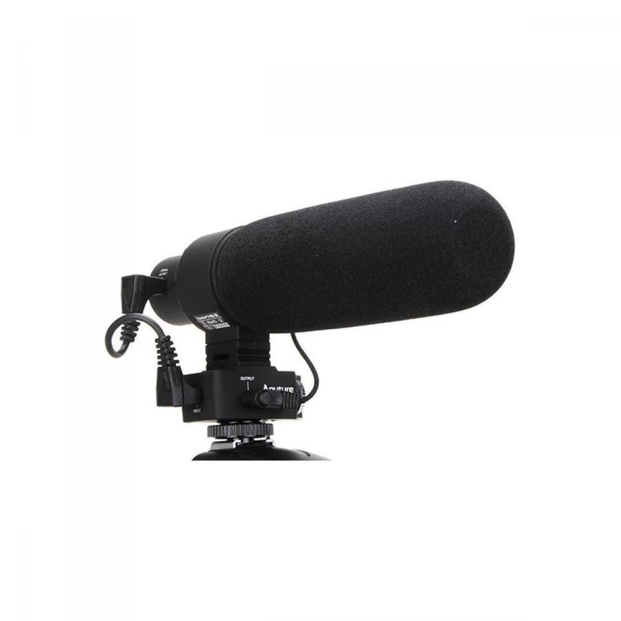 Aputure V-Mic D2 smerový (shotgun) mikrofón s reguláciou a kalibráciou