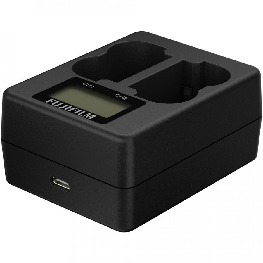 Fujifilm BC-W235, nabíjačka na 2 baterie NP-W235