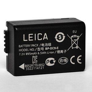 Leica Li-Ion batéria BP-DC9-E pre fotoaparát Leica V-LUX 2