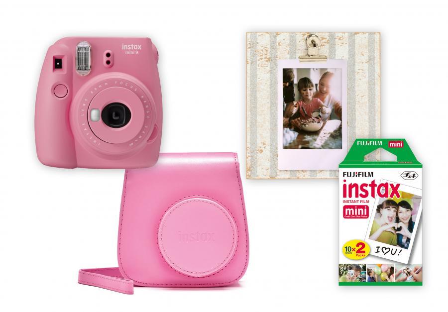 Fujifilm Instax Box Big Mini 9, BLUSH ROSE