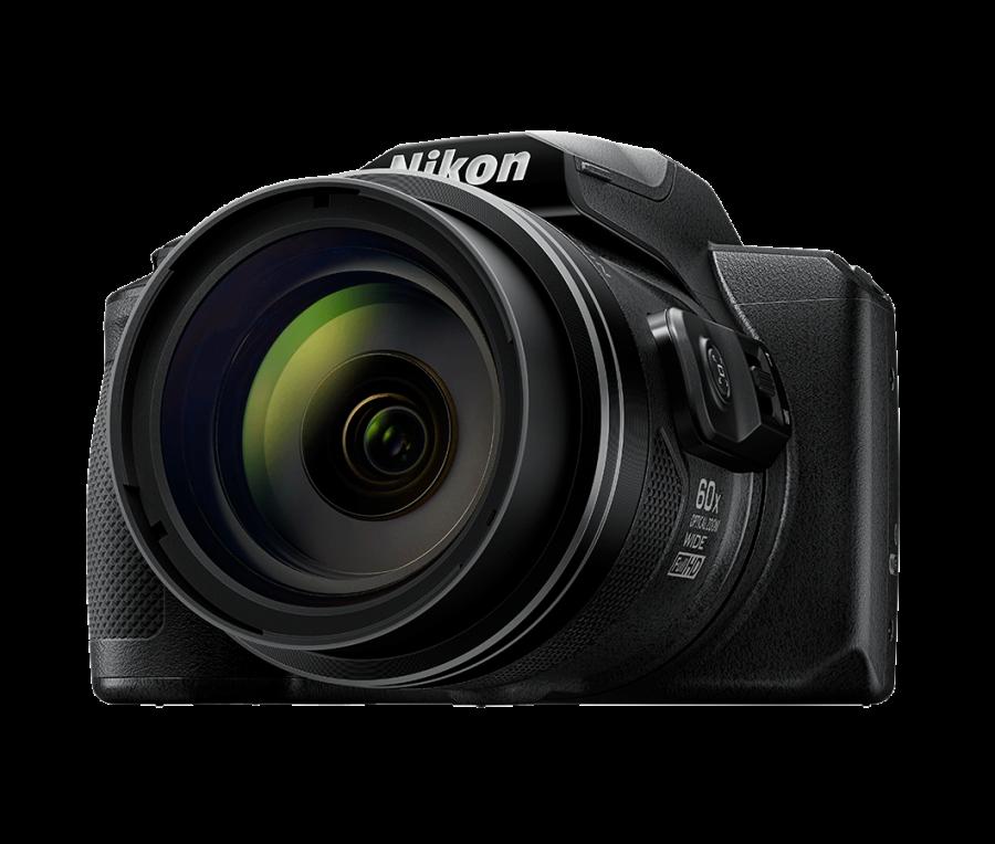 Nikon CoolPix B600, Čierny