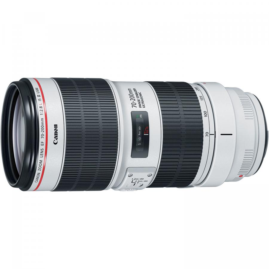 Canon EF 70-200mm f/2.8L IS III USM + Cashback 200 €