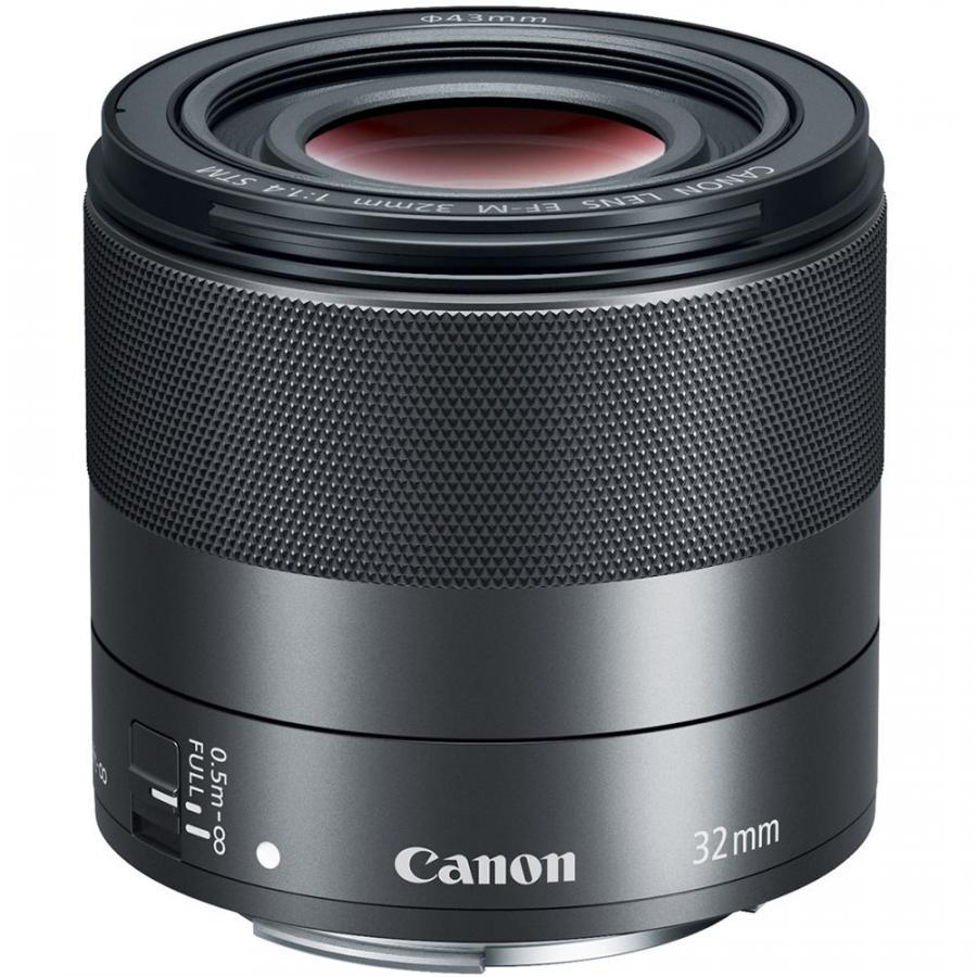 Canon EF-M 32mm f/1.4 STM + Cashback 50 €
