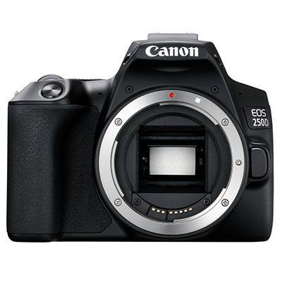 Canon EOS 250D (telo) čierne