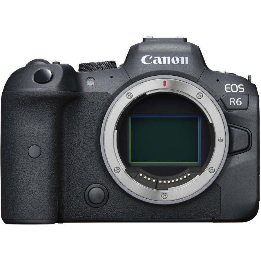 Canon EOS R6 (telo) + Cashback 250 €