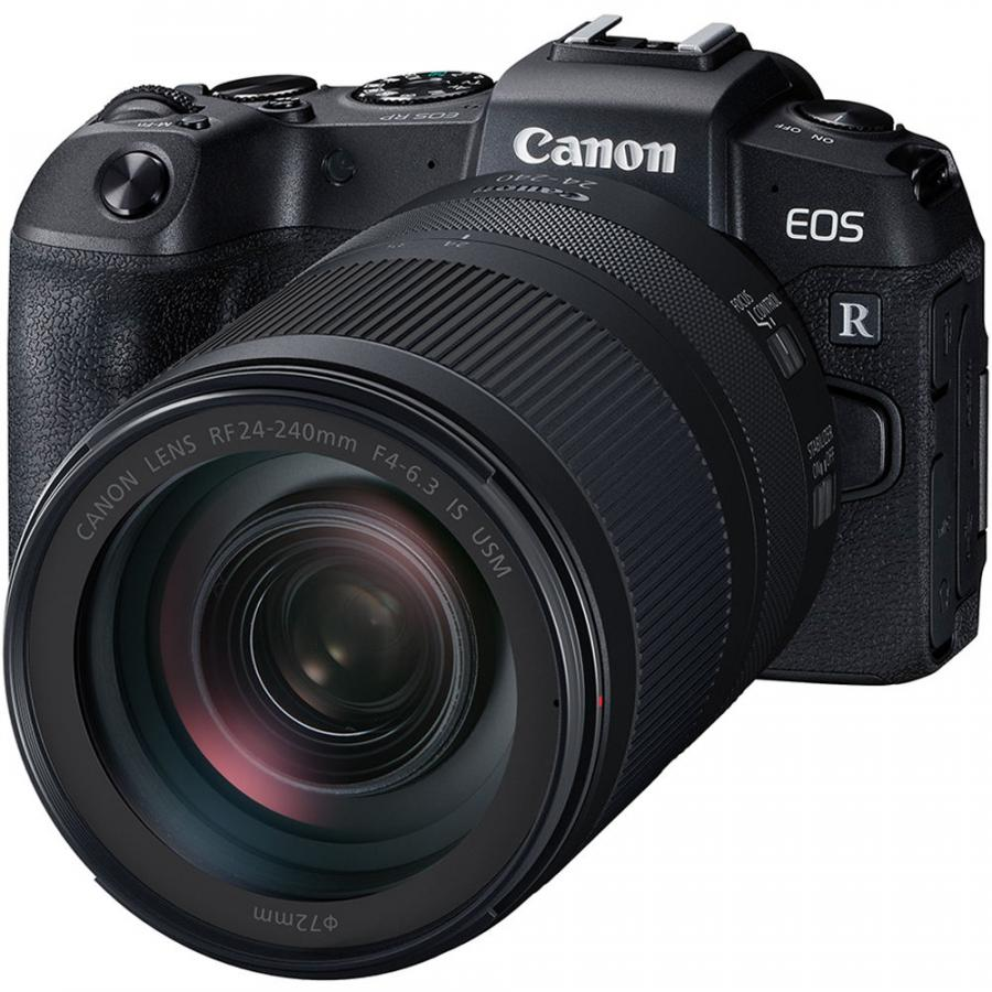 Canon EOS RP + RF 24-240mm f/4-6.3 IS USM + Cashback 120 €