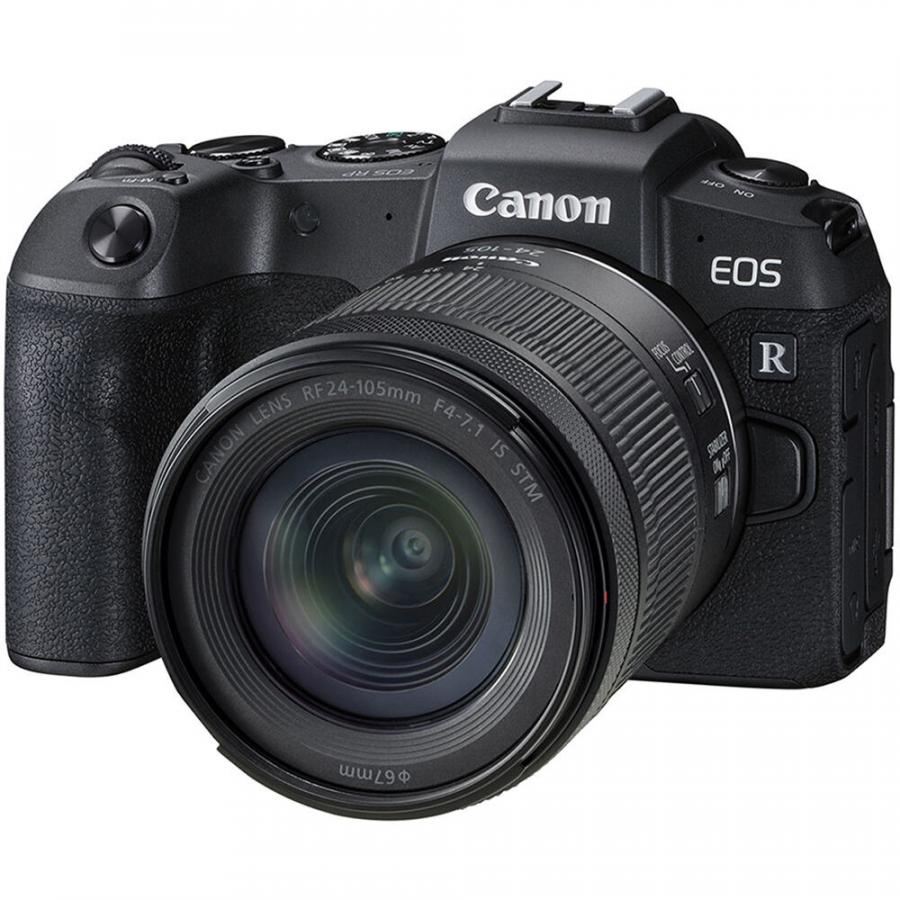 Canon EOS RP+RF 24-105mm f/4-7,1 IS STM + Cashback 120 €