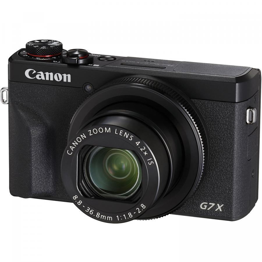 Canon PowerShot G7 X Mark III čierna
