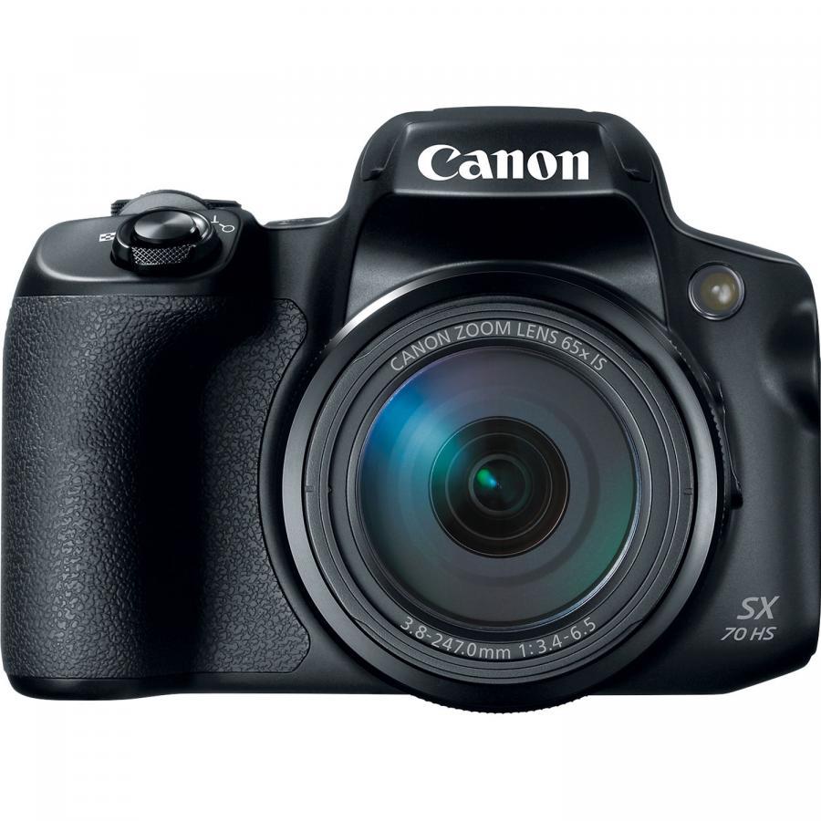 Canon PowerShot SX70 HS, Čierny