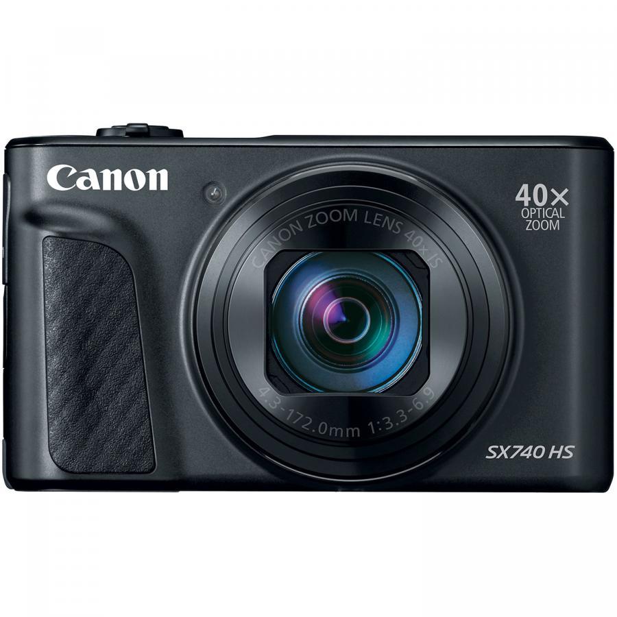 Canon PowerShot SX740 HS čierny