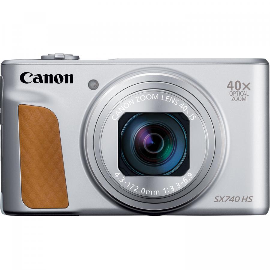 Canon PowerShot SX740 HS strieborný