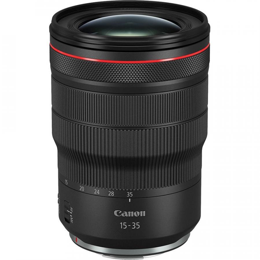 Canon RF 15-35mm f/2.8 L IS USM + Cashback 200 €