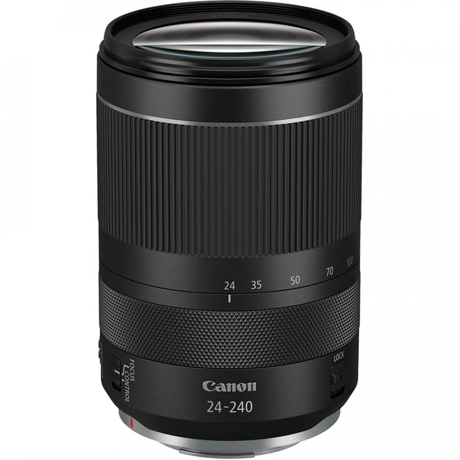 Canon RF 24-240mm f/4-6.3 IS USM + CASHBACK 100€