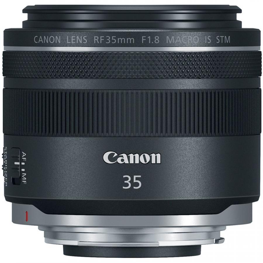 Canon RF 35mm f/1.8 MACRO IS STM + Cashback 50 €
