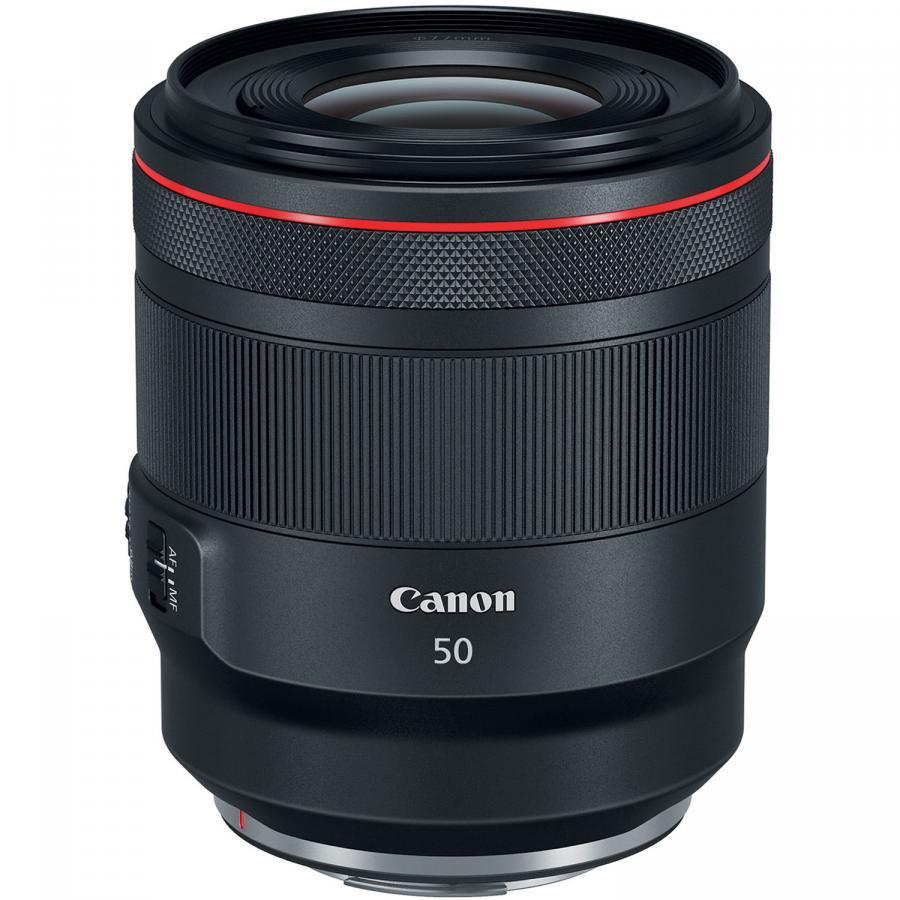 Canon RF 50mm f/1.2L USM + Cashback 200 €