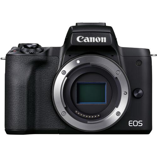 Canon EOS M50 Mark II telo čierne