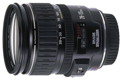 Canon EF 28-135mm f/3.5-5.6 IS USM + Virtual Kit Promotion!