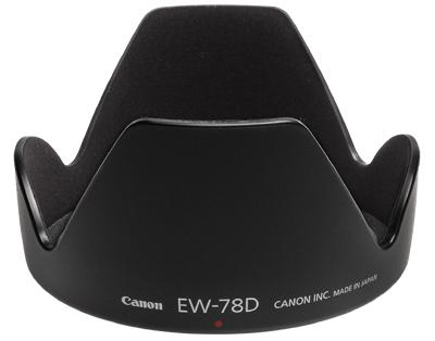 Canon EW-78D Slnečná clona