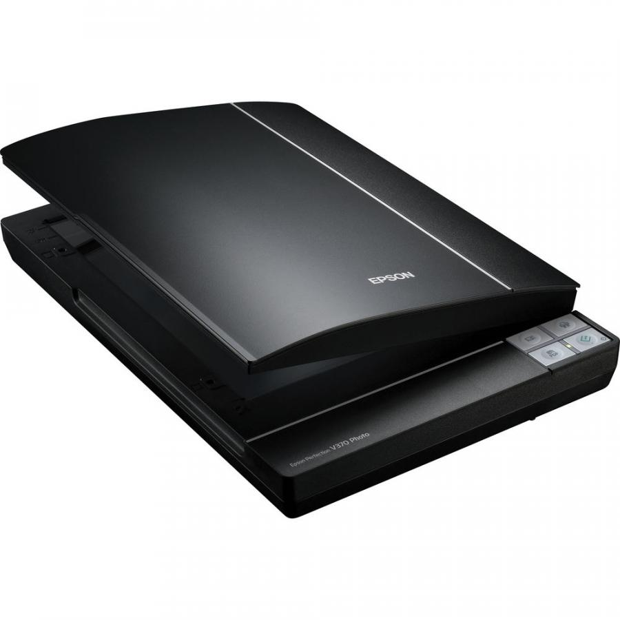 EPSON skener Perfection V370 Photo, A4, 4800x9600dpi, 3,2 Dmax, USB 2.0