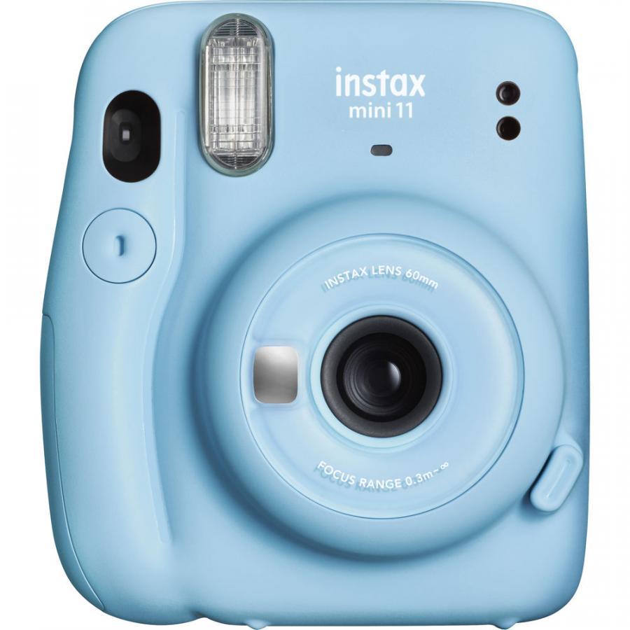 Fujifilm Instax Mini 11, Modrý