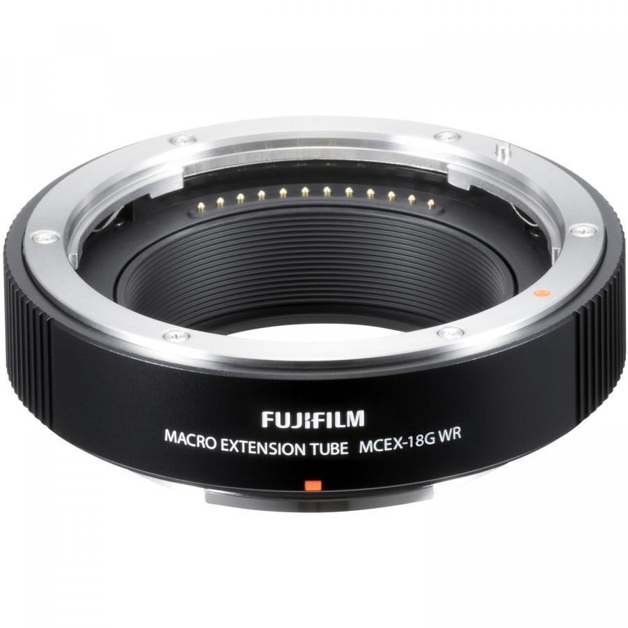 Fujifilm MCEX-18G WR Macro Extension Tube, medzikrúžky