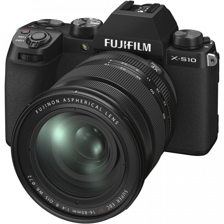 Fujifilm X-S10 + Fujinon XF 16-80mm f/4 R OIS WR