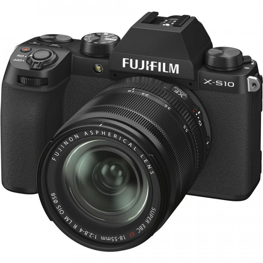 Fujifilm X-S10 + Fujinon XF 18-55mm f/2,8-4 R LM OIS