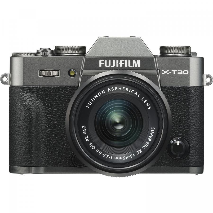 Fujifilm X-T30 + Fujinon XC 15-45mm f/3,5-5,6 OIS PZ, Sivé