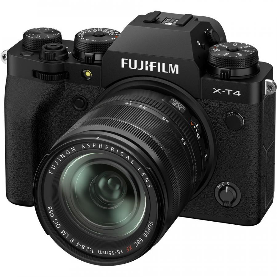 Fujifilm X-T4 + Fujinon XF 18-55mm f/2.8-4 R LM O.I.S. Čierny