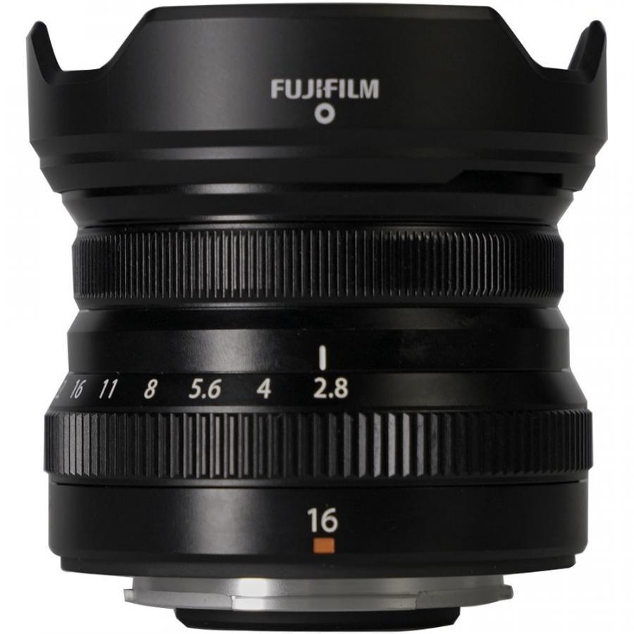 Fujifilm Fujinon XF 16mm f/2.8 R WR čierny