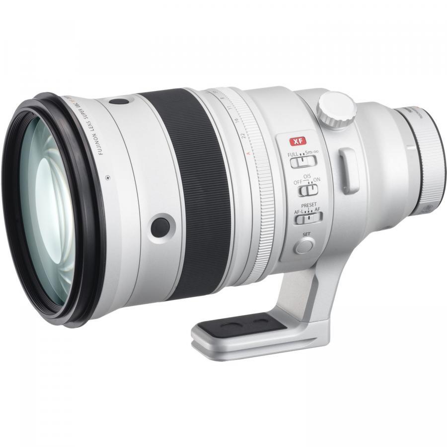 Fujifilm Fujinon XF 200mm f2 OIS WR Lens a Fujinon XF 1.4x TC F2 WR