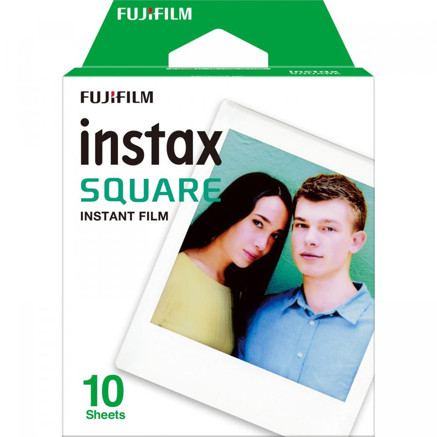 Fujifilm Instax SQUARE 2x10LIST film