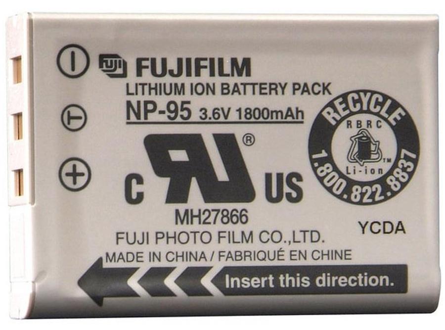 Fujifilm NP-95 Akumulátor pre FinePix X-100/X-100S/X-100T/X30