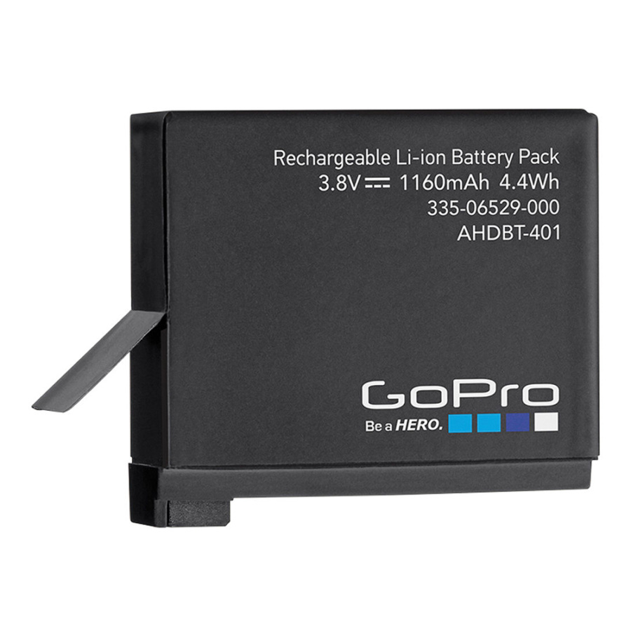 GoPro Rechargeable Battery (for HERO5) batéria (AABAT-001)