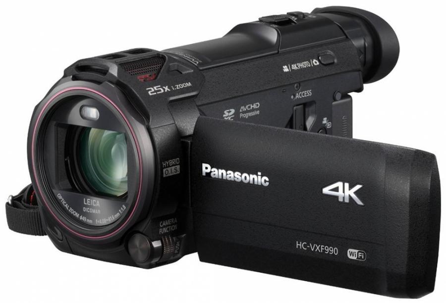Panasonic HC-VXF990 videokamera